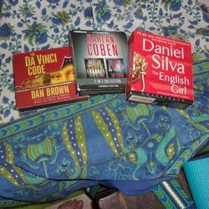 Books to Workout to!